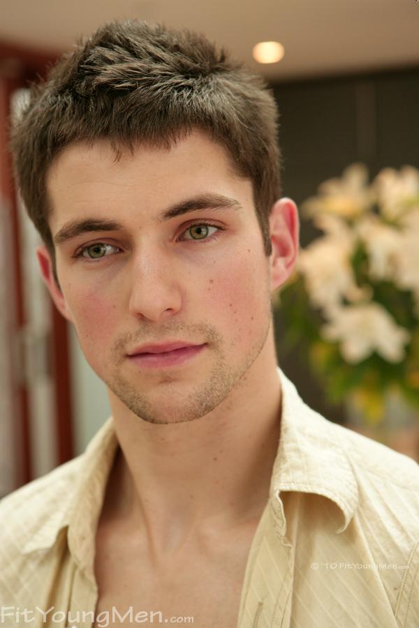 Fit Young Men: Model Joe Black